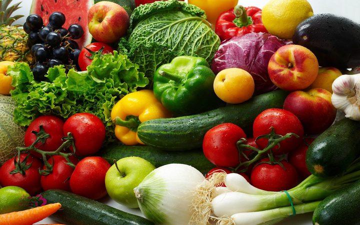 تناول الخضروات إذا أتعبك المشي