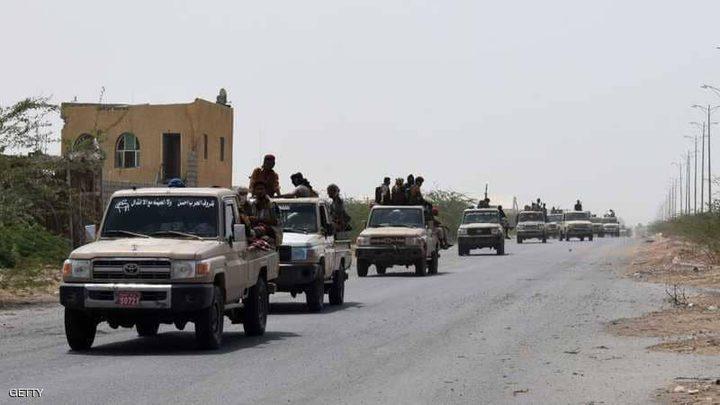 قصف مدفعي يودي بحياة عدد من الحوثيين