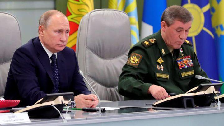 """قناة روسية تكشف عن """"بنك الأهداف الأمريكية"""" للصواريخ النووية"""