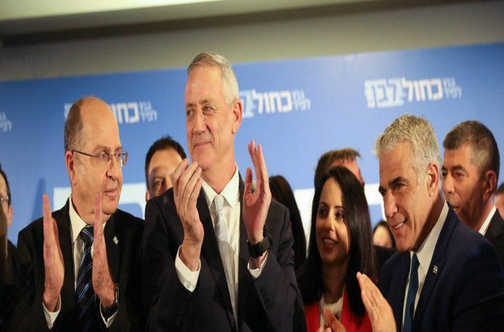 لبيد: لن نشكل كتلة مانعة مع النواب العرب