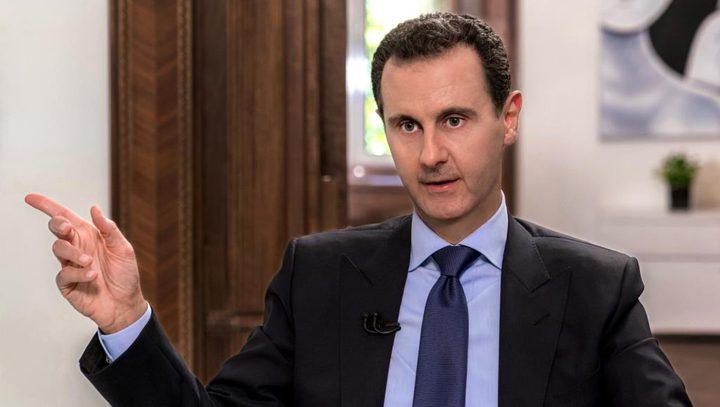 الأسد يوفد مسؤولا أمنيا إلى درعا ويستمع لمطالب الأهالي والوجهاء