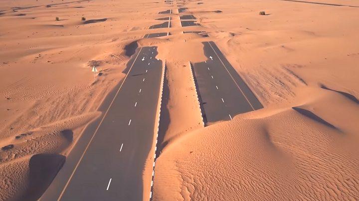 بعد مغادرته أبو ظبي.. إماراتي يقترب من مكة المكرمة ماشيا!
