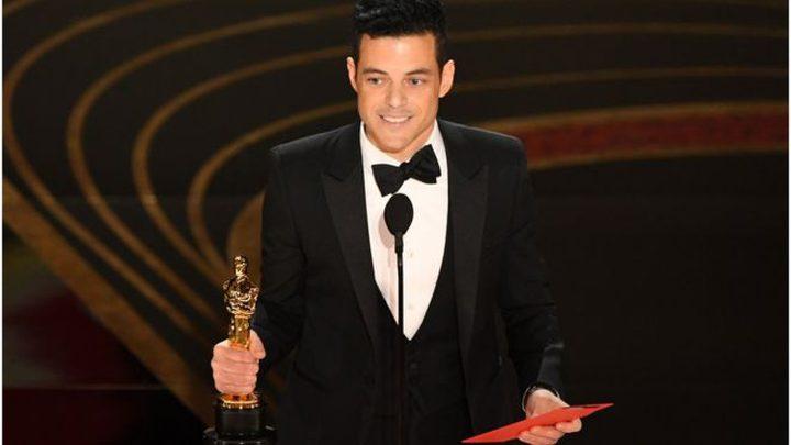 ممثل أمريكي من أصل مصري يفوز بجائزة أوسكار