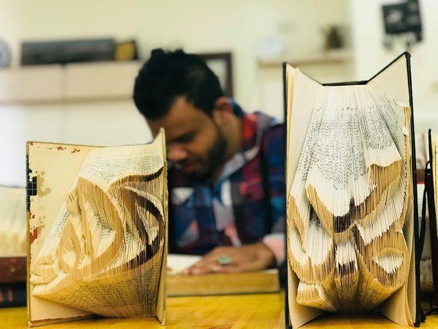 فن الأورجامي ..مصدر رزق وهواية