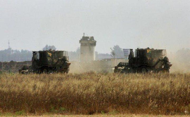 الاحتلال يتوغل شرق بيت حانون ويستهدف المزارعين في خانيونس