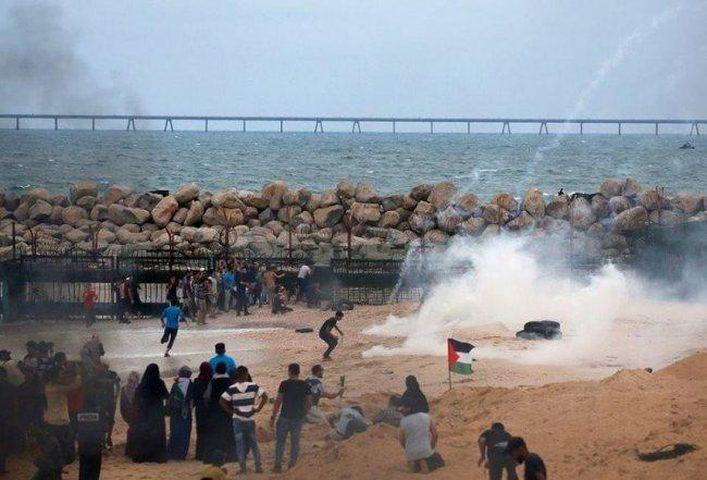 تأجيل الحراك البحري الـ25 شمال غزة بسبب الأحوال الجوية