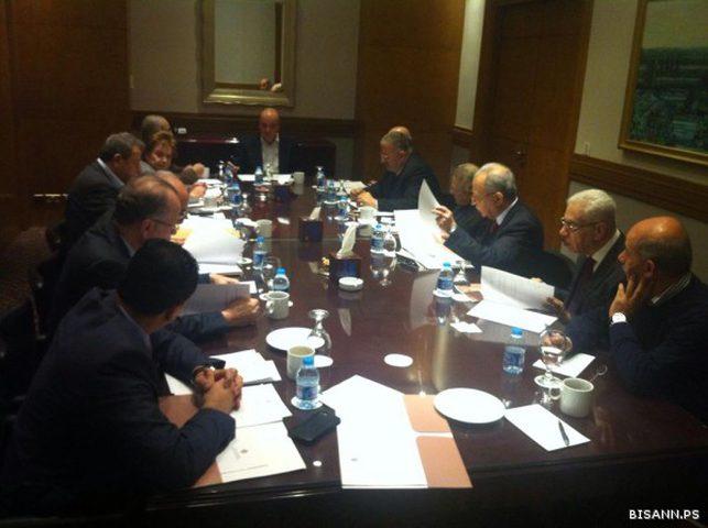 مؤسسة ياسر عرفات تعقد اجتماع مجلس إدارتها الـ42 في القاهرة
