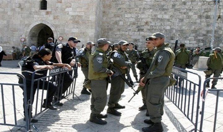 الاحتلال يعتقل مدير الوعظ والإرشاد في المسجد الأقصى