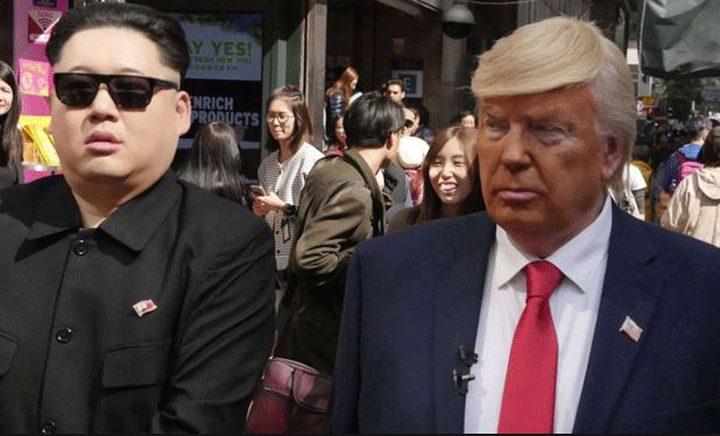 ترامب وكيم المُزيفان يثيران الجدل بفيتنام !