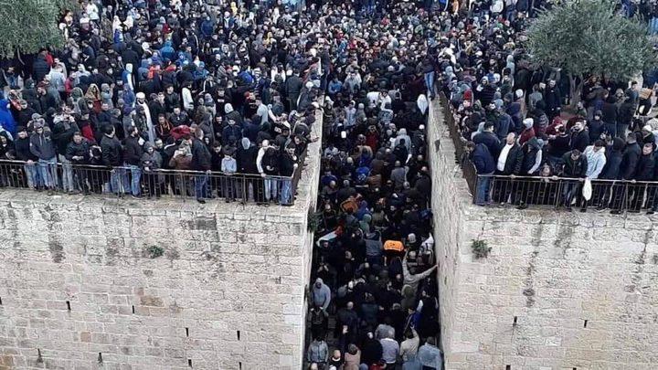 عدوان الاحتلال مستمر في طرق أبواب المقدسيين