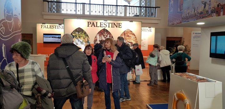 فلسطين تشارك للمرة الرابعة بمعرض السياحة الدولي في جمهورية التشيك