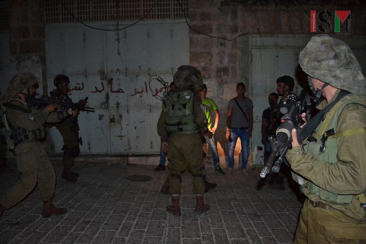 اعتقالات في الضفة الغربية والقدس