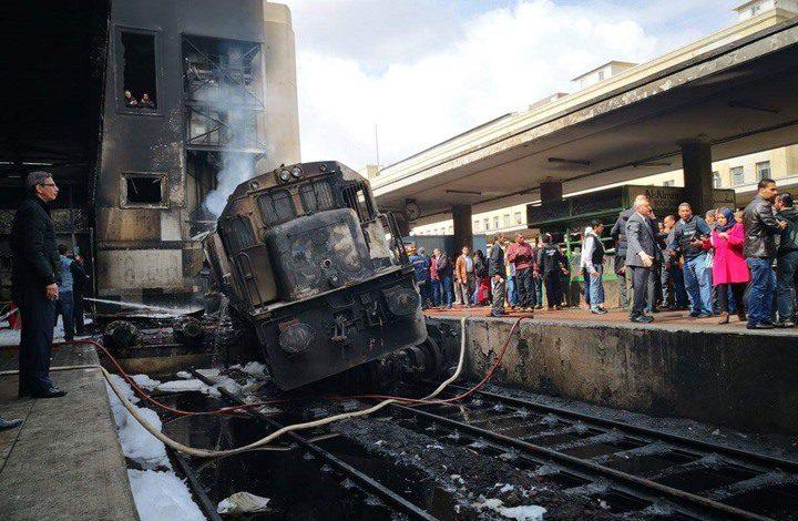 """النائب العام المصري يوضح أسباب حادث قطار """"محطة مصر"""""""