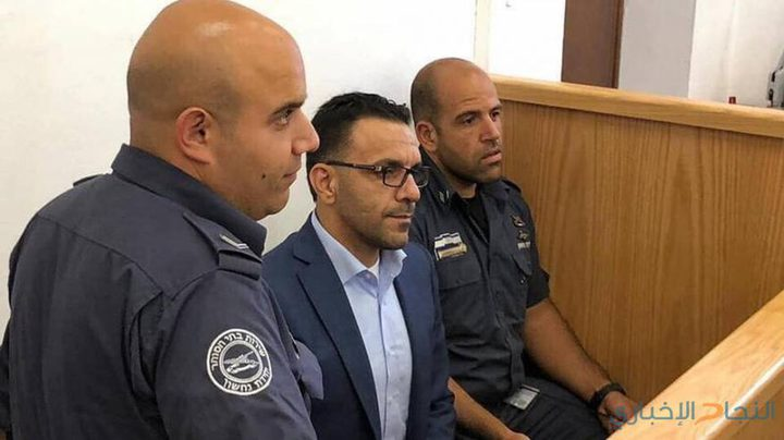 الاحتلال يفرج عن محافظ القدس