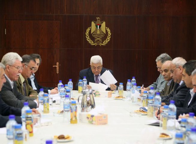الرئاسة: السياسة الإسرائيلية لن تنال من صمود شعبنا