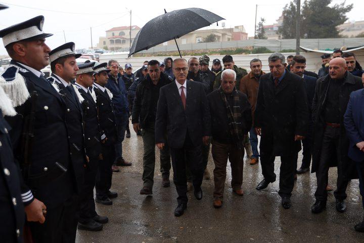 افتتاح مبنى محكمة صلح دورا، اليوم الأربعاء في محافظة الخليل
