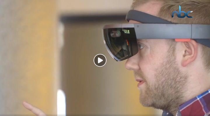 نظارة ذكية تتيح فرصة الاندماج أكثر في الواقع