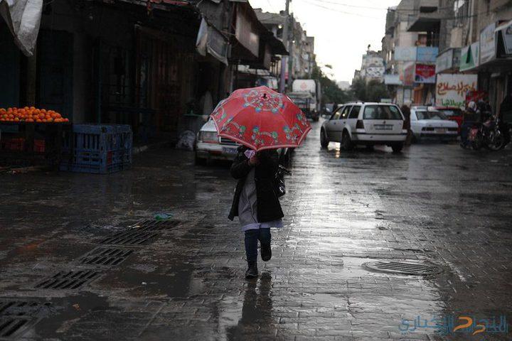 الطقس: أجواء عاصفة وماطرة وزخات ثلجية