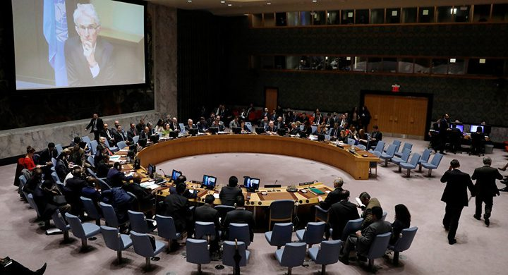 واشنطن تدفع للتصويت في مجلس الأمن بشأن فنزويلا