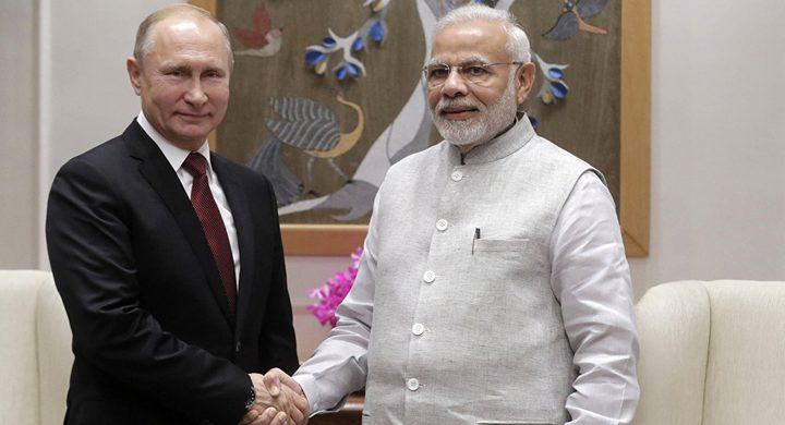 بوتين يأمل بتسوية الأزمة بين الهند وباكستان بأقرب وقت ممكن