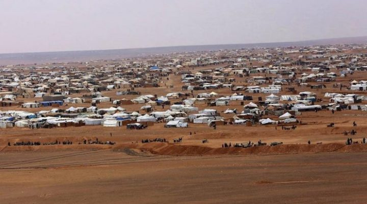 سوريا تدعو سكان مخيم الركبان إلى العودة لديارهم