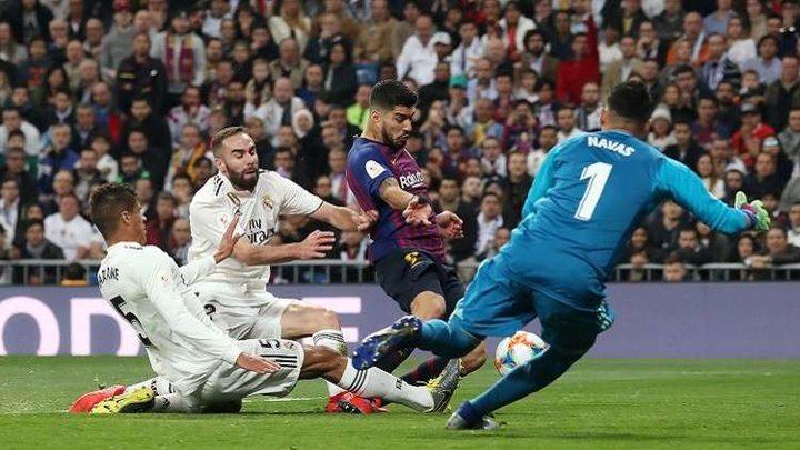 إصابة مؤلمة لمدافع ريال مدريد