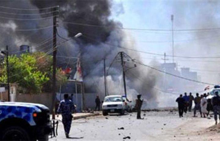 انفجار في الموصل يوقع عددا من الإصابات