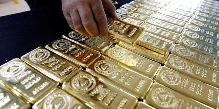 رويترز: 8 أطنان من الذهب على الأقل نُقلوا من خزائن البنك المركزي