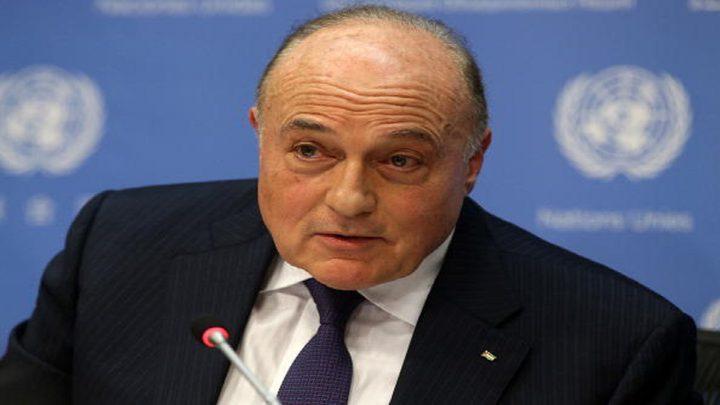 بشارة يبحث مع مبعوثة الاتحاد الاوروبي التطورات الاقتصادية