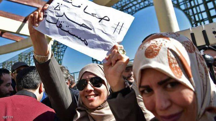 إطلاق سراح الصحافيين الموقوفين في احتجاجات الجزائر