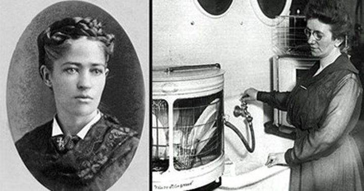 تعرف على قصة السيدة التي اخترعت أول غسالة أطباق