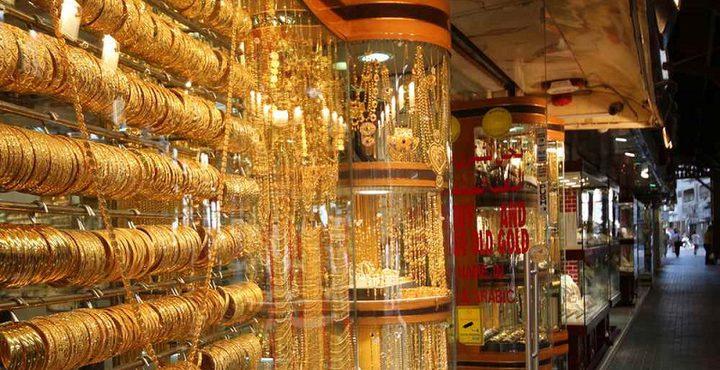 أسعار الذهب في السوق الفلسطيني