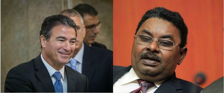 السودان تنفي لقاء مدير جهاز المخابرات برئيس الموساد