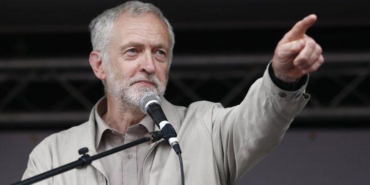 """تفاعل مع تغريدة لزعيم """"العمال"""" البريطاني تهاجم إسرائيل"""
