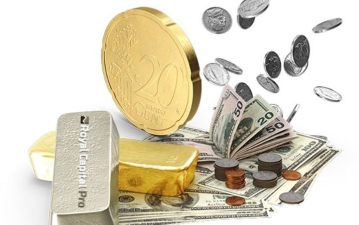 أسعار صرف العملات وبيع المعادن
