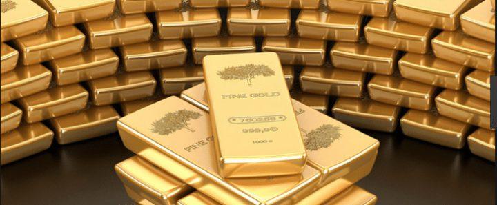 الذهب يسجل أكبر خسارة منذ مايو 2017