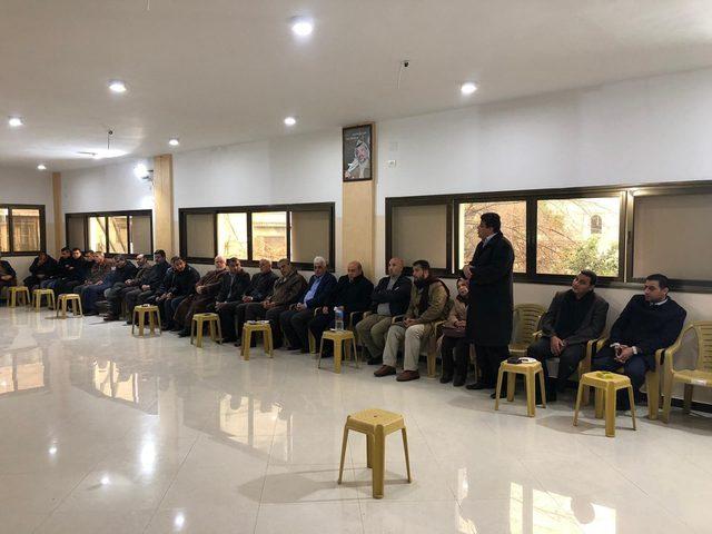 فتح تنظم لقاء دعم لقائمة درع جامعة الازهر بانتخابات نقابةالعاملين