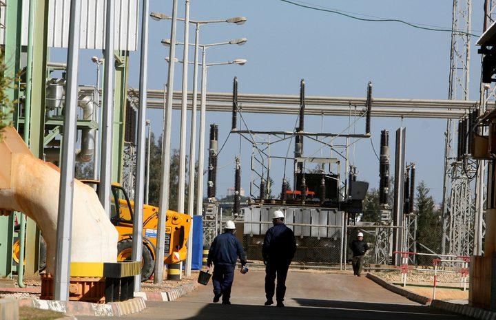 2 مليار و100 مليون شيقل مدينة حكومة غزة لشركة الكهرباء