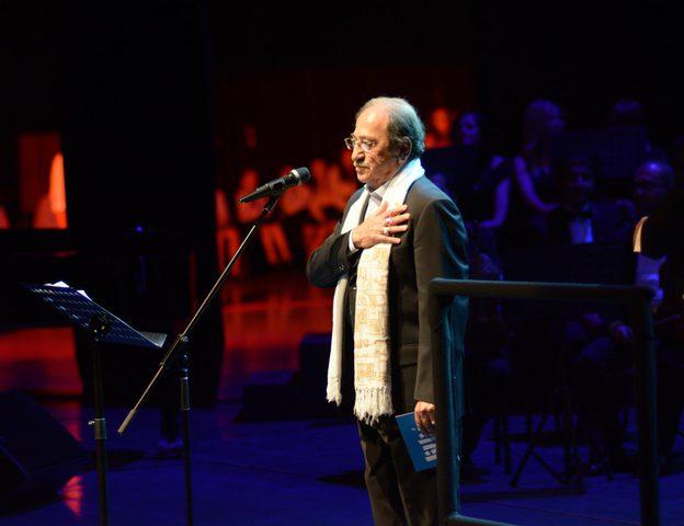 تكريم عدد من الفنانين الفلسطينيين والسوريين في دمشق