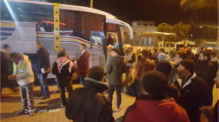 حافلات معتمري غزة تتوجه إلى معبر رفح بعد انقطاع 4 سنوات