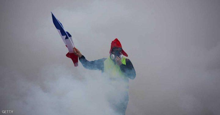 """بريق """"السترات الصفر"""" يخفت في شوارع فرنسا"""