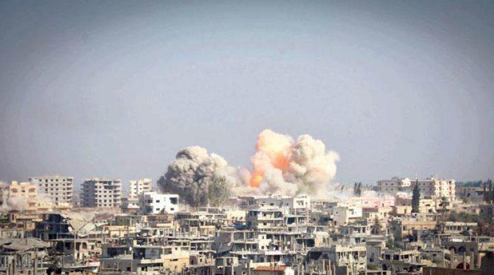 هجوم عنيف على نقاط للجيش السوري بريف اللاذقية