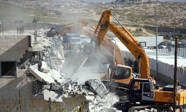 بلدية الاحتلال ترفض المصادقة على 20 طلب بناء للمقدسيين