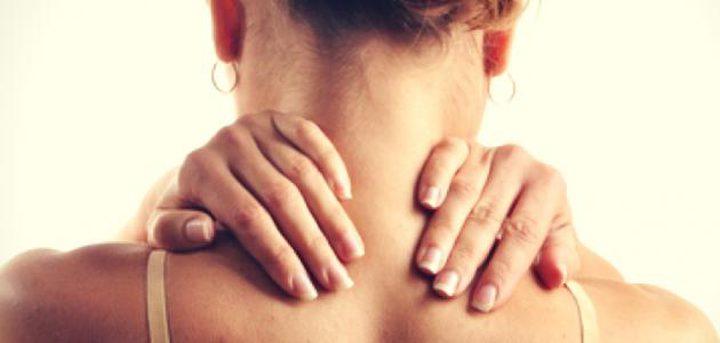 كيف تتخلص من ألم أعلى الظهر ؟