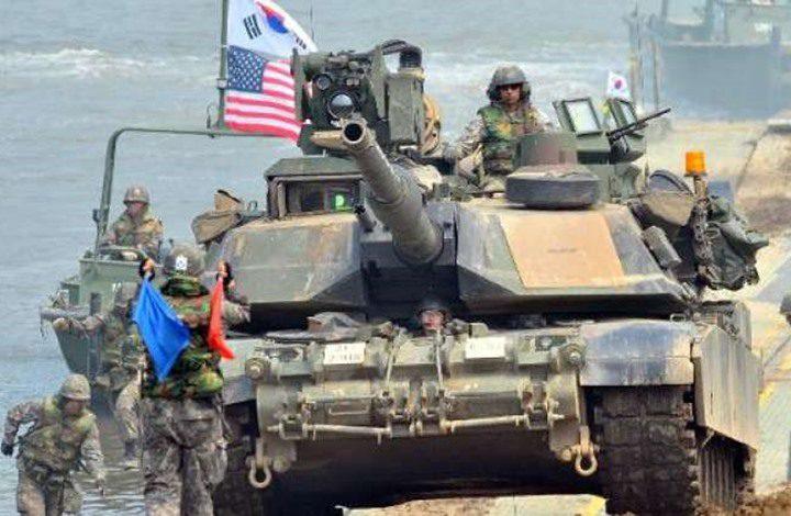 واشنطن وسول توقفان مناوراتهما العسكرية الواسعة النطاق