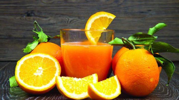 أضرار الإفراط في تناول البرتقال