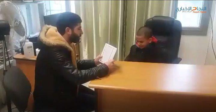 الطفل يوسف شاهين.. من التوحد إلى حِياض القرآن الكريم