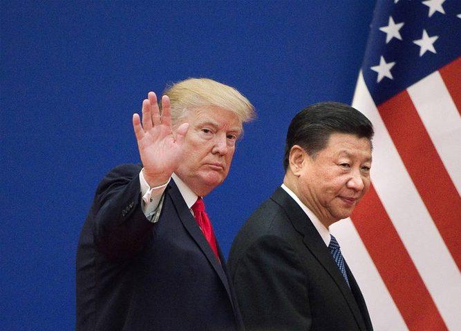 ترامب: طلبت من الصين إلغاء رسوم منتجاتنا الزراعية