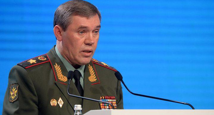 رئيسا هيئتي الأركان العامة الروسية والأمريكية يلتقيان في فيينا