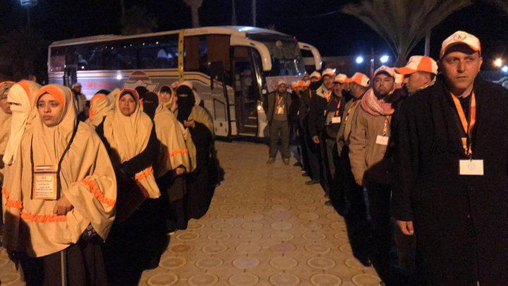 سفارة فلسطين بالقاهرة: بدء سفر معتمري غزة إلى الديار الحجازية